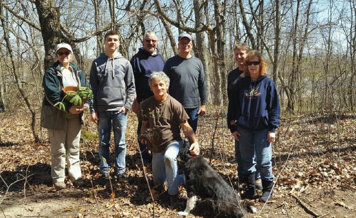 Volunteer Spotlight: Park Stewards