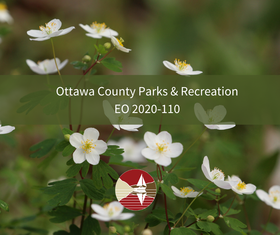 Ottawa County Parks and Recreation COVID Update