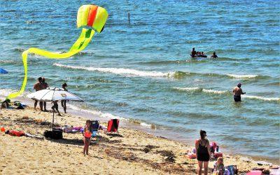2021 Lake Michigan Beach Update