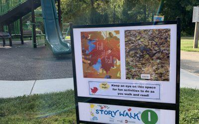 Autumn StoryWalks